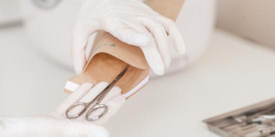 rosanna crothers covid safety equipment sterilised