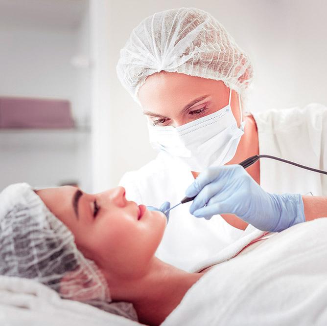 rosanna crothers beauty salon diathermy treatments